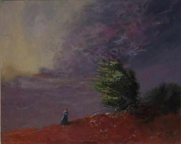 Painting - Sorrow by Irena Jablonski