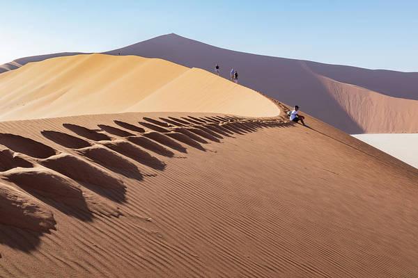 Sossusvlei Desert Art Print