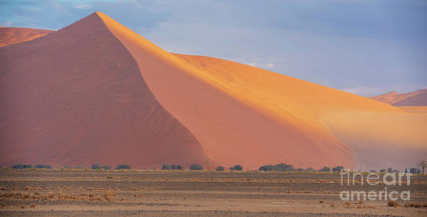 Wall Art - Photograph - Sossusvlei Dunes Shades Of Dawn by Mike Reid