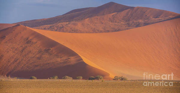 Wall Art - Photograph - Sossusvlei Dunes Walls Of Sand by Mike Reid