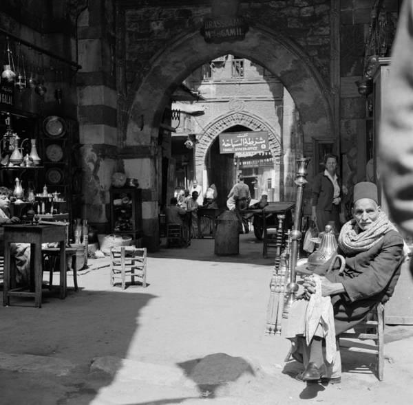 Merchandise Photograph - Souk by Three Lions
