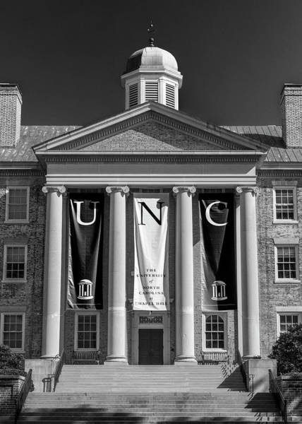 Wall Art - Photograph - South Building - Unc #2 by Stephen Stookey