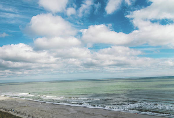 Photograph - South Carolina Coastline 2 - Myrtle Beach by Andrea Anderegg