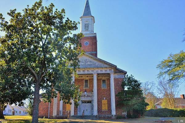 Photograph - South Carolina State Hospital Chapel Of Hope 3 by Lisa Wooten