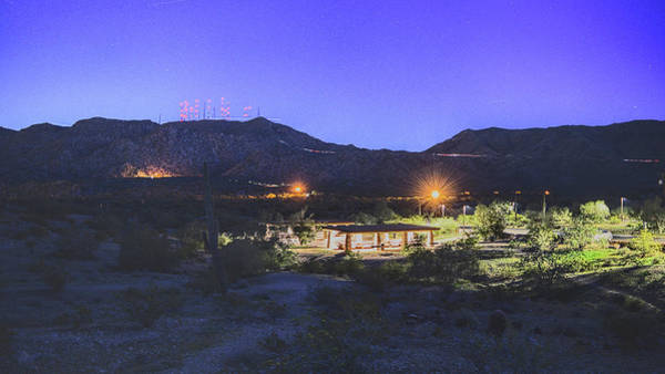 Photograph - South Mountain Twilight by Chance Kafka