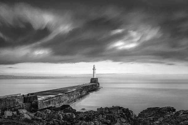 Wall Art - Photograph - South Pier 2 by Dave Bowman