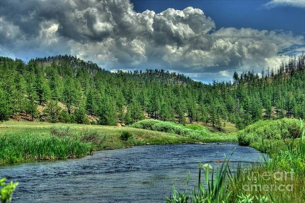 Photograph - South Platte by Tony Baca