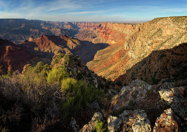 Wall Art - Photograph - South Rim Grand Canyon National Park II by Ricky Barnard