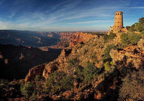 Wall Art - Photograph - South Rim Grand Canyon National Park IIi by Ricky Barnard