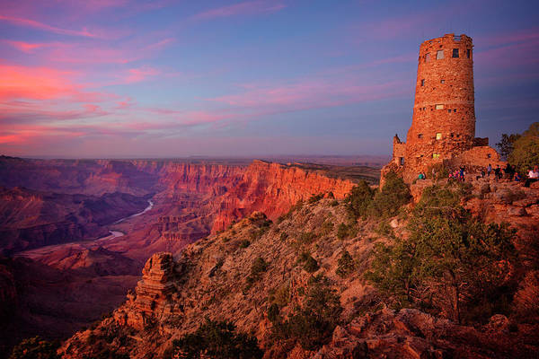 Wall Art - Photograph - South Rim Grand Canyon National Park Ix by Ricky Barnard