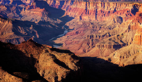 Wall Art - Photograph - South Rim Grand Canyon National Park  by Ricky Barnard