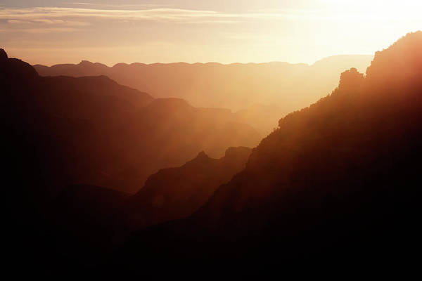 Wall Art - Photograph - South Rim Grand Canyon National Park Xii by Ricky Barnard