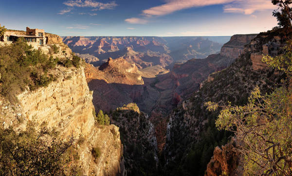 Wall Art - Photograph - South Rim Grand Canyon National Park Xvi by Ricky Barnard