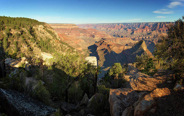 Wall Art - Photograph - South Rim Grand Canyon National Park Xvii by Ricky Barnard