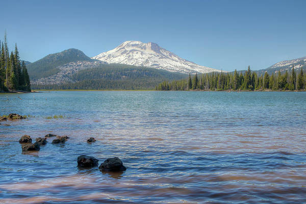 Wall Art - Photograph - South Sister 01013 by Kristina Rinell