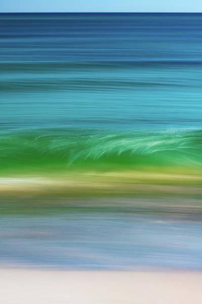 Photograph - South Walton Beach Dream #3 by Kurt Lischka