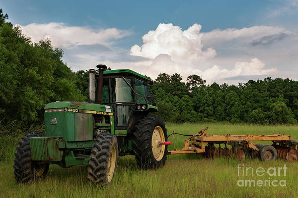 Photograph - Southern Pride - John Deere by Dale Powell