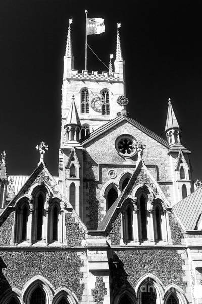 Wall Art - Photograph - Southwark Cathedral London by John Rizzuto