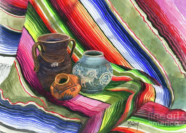 Southwest Still Life Art Print