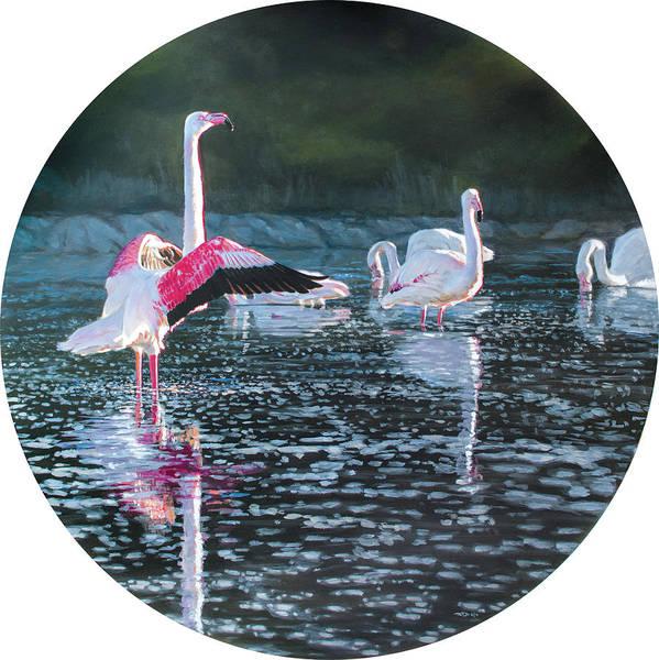 Painting - Soutpan Symphony by Christopher Reid