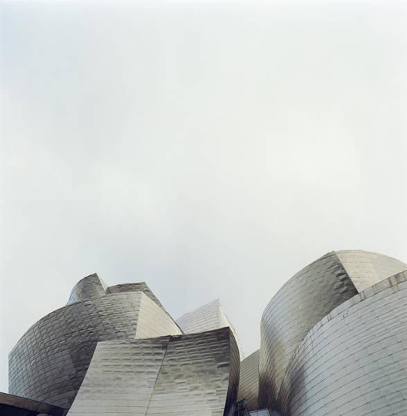 Bilbao Photograph - Spain, Bilbao, Guggenheim Museum by Andrew Hetherington