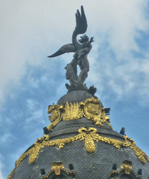 Photograph - Spain Winged by JAMART Photography