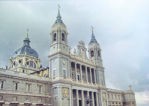 Photograph - Spanish Architecture by JAMART Photography