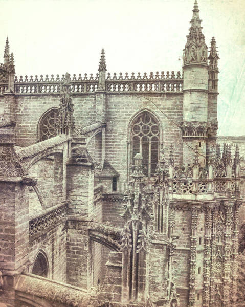 Photograph - Spanish Cathedral Views by JAMART Photography