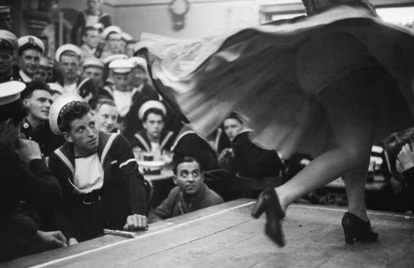 Dancing Photograph - Spanish Dancer by Bert Hardy