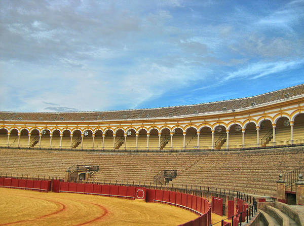 Photograph - Spanish Fighting Arena by JAMART Photography