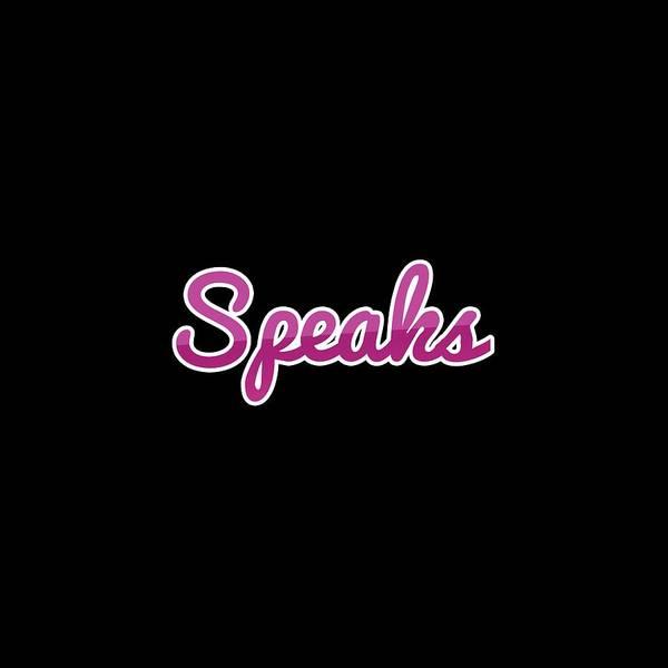 Spoken For Digital Art - Speaks #speaks by TintoDesigns