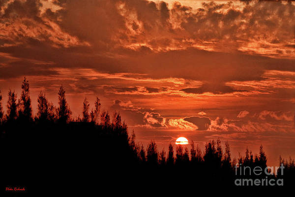 Photograph - Special China Sunrise by Blake Richards