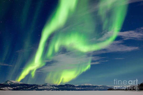 Wall Art - Photograph - Spectacular Northern Lights Or Aurora by Pi-lens