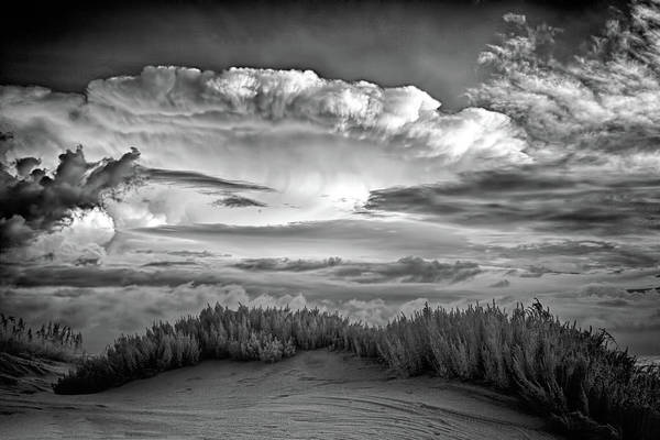Wall Art - Photograph - Spectacular Sky Over The Outer Banks by Dan Carmichael