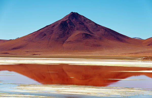 Wall Art - Photograph - Spectacular View Of Laguna Colorada by Anthony Asael