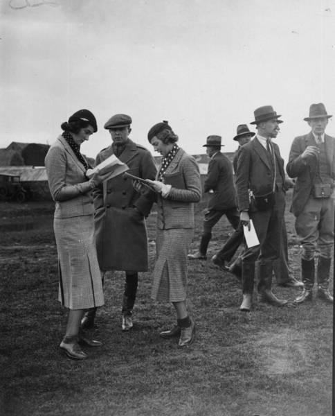 Spectator Photograph - Spectators by W. G. Phillips