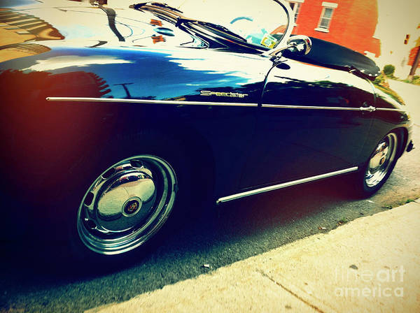 Photograph - Speedster by RicharD Murphy
