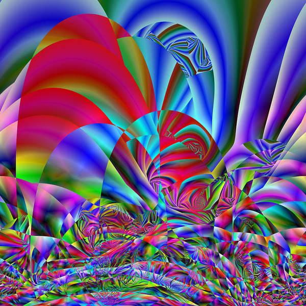 Serendipity Digital Art - Sphinstals by Andrew Kotlinski