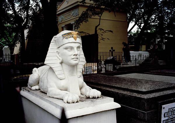 Photograph - Sphinx In Manila by Shaun Higson
