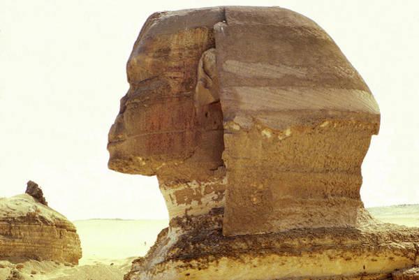 Ancient Egypt Photograph - Sphynx Egypt by Peter Phipp