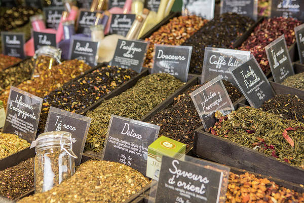 Wall Art - Photograph - Spice Shop In Firenze Italy by Iris Richardson