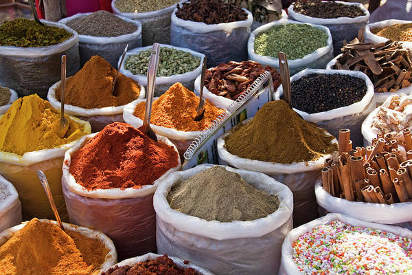 Goa Photograph - Spices by Photography By Carol Adam