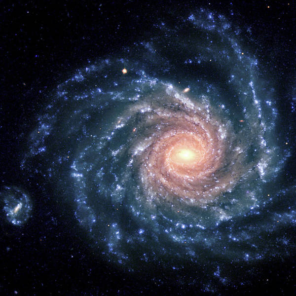 Wall Art - Photograph - Spiral Galaxy Ngc 1232 by Adam Romanowicz