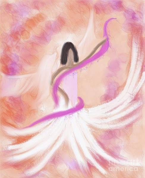 Mixed Media - Spirit Dance by Jessica Eli