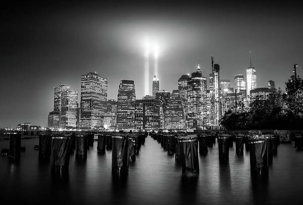 Times Square Photograph - Spirit Of New York by Nicklas Gustafsson