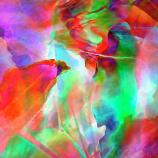 Digital Art - Splendor - Custom Version 2 - Abstract Art by Jaison Cianelli
