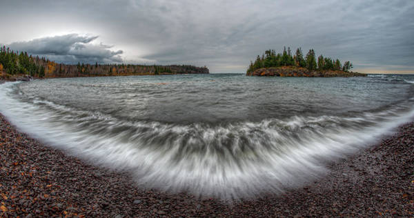 Photograph - Split Rock Lighthouse State Park by Brad Bellisle
