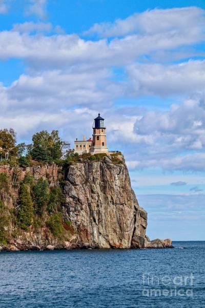 Photograph - Split Rock Lighthouse by Susan Rydberg