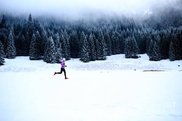 Cross Country Photograph - Sport, Fitness Inspiration And by Blazej Lyjak