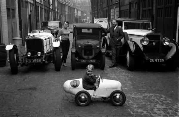 Motor Sport Photograph - Sport. Motor Racing. 1956. Vintage by Popperfoto